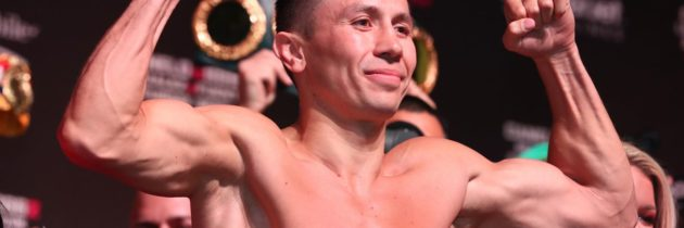 Golovkin to fight June 8 at MSG, two opponents considered