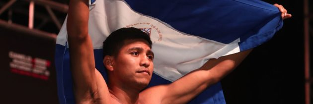 """Chocolatito"" looking to fight in June"