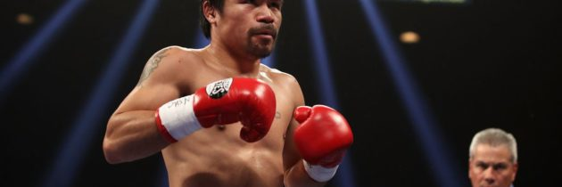 Pacquiao-Thurman reportedly close for July 20 on FOX PPV
