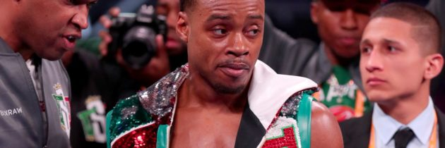 """WBC: Spence-Porter """"has been announced"""""""