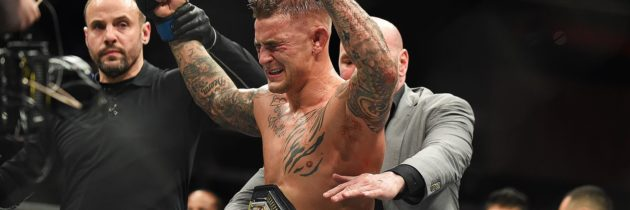 New Rankings! Poirier Lands On Pound-For-Pound List
