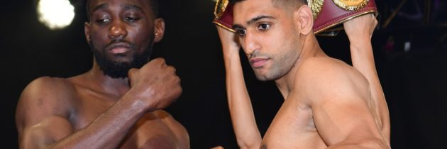 LIVE! Crawford Vs. Khan Results & Play-By-Play Updates