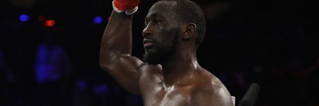 Crawford: Spence needs to impress me, I'm the No. 1 welterweight