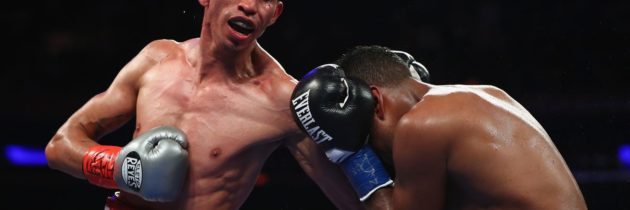 Vargas, Kameda come to terms for title fight