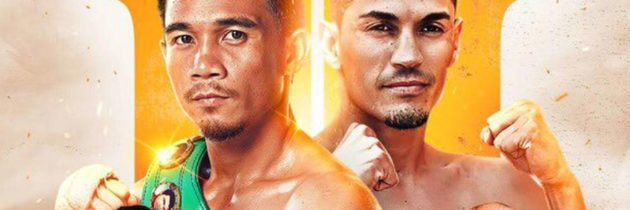 Boxing TV schedule for April 25-27