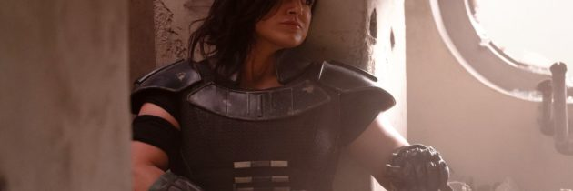 Gina Carano Geeks Out Over Star Wars Character Reveal