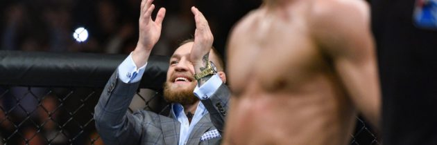 Conor McGregor Reacts To BFF Artem Lobov's Bare Knuckle FC 5 Win