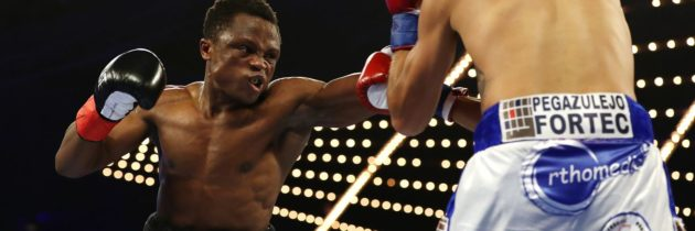 Dogboe ready for revenge against Navarrete on May 11
