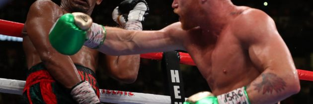 Canelo adds another title with decision win over Jacobs