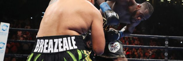 Highlights: Wilder knocks out Breazeale, more from Showtime