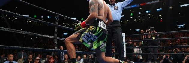 Breazeale on Wilder KO: 'I think the ref stopped it a little early'