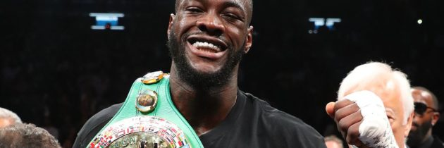 Wilder co-manager Finkel says he'll meet with DAZN next week