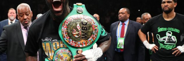 Wilder explains passing up Joshua fight in 2019