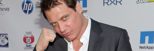 Actor Holt McCallany talks similarities in acting and fighting