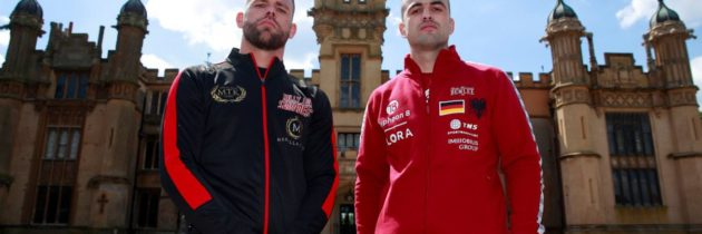 Saunders, Isufi ready for Saturday title fight