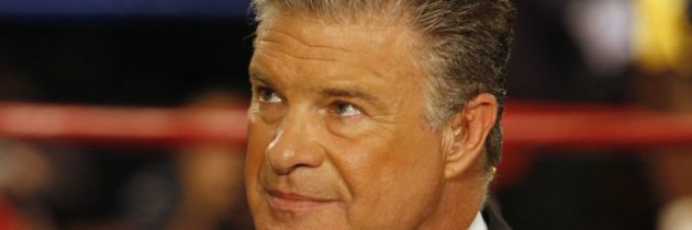 Lampley: Lederman was 'the greatest boxing fan of all time'