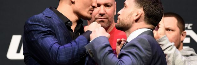 Holloway Vs. Edgar Title Fight Targeted For UFC 240