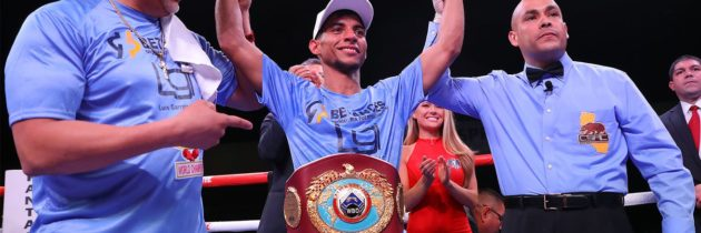 Acosta has June 21 challenger, Linares off the show