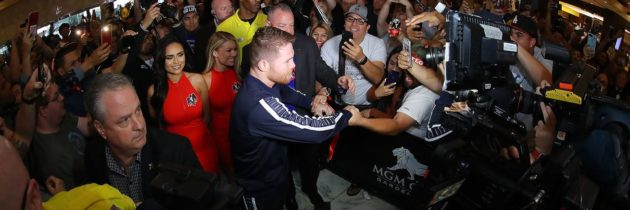 Roundup (May 1, 2019): Canelo-Jacobs updates, Lomachenko, Joshua, Fury, more