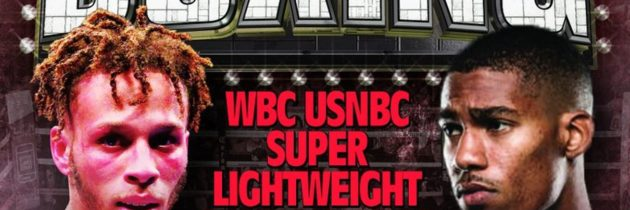 Broadway Boxing: Live coverage, 8:30 pm ET