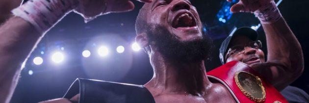 Boxing pros react to Julian Williams' upset of Jarrett Hurd