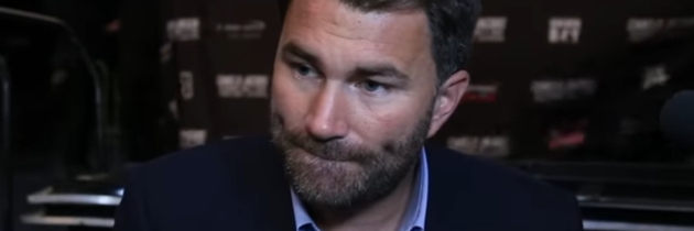 Hearn: Wilder-Joshua situation is 'bulls*** for boxing'