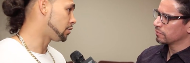 Thurman: My skills and talent will be too much for Pacquiao