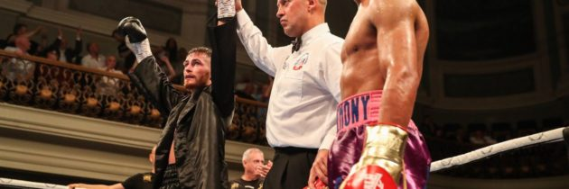 Burnett returns with stoppage win over Gomera, McCullough knocks out Geraghty