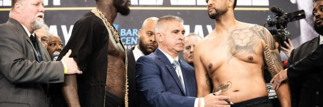 Roundup (May 18, 2019): Wilder-Breazeale, WBSS, JCC Jr, more