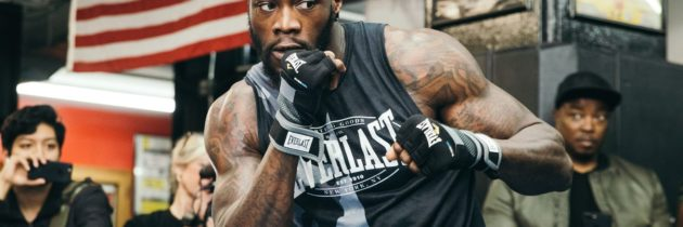 Wilder: Breazeale is going to get knocked out in dramatic fashion