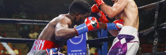 Lubin wipes out Attou in WBC eliminator
