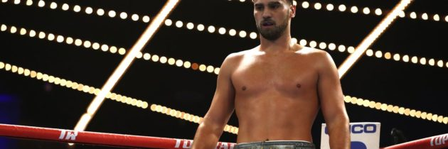 Heavyweight prospect Vianello now co-managed by MTK Global