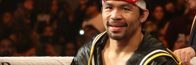 Pacquiao: Thurman is the biggest test of my career