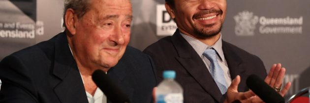 Roundup (June 14, 2019): Arum on Pacquiao, PBC for sale, more
