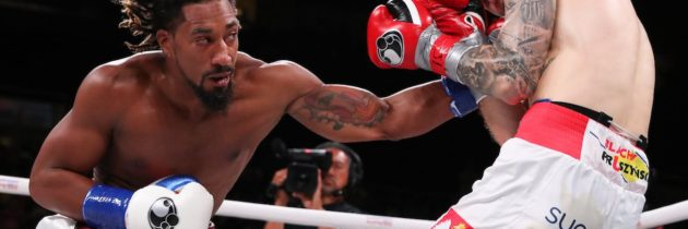 Andrade shuts out Sulecki, retains WBO title