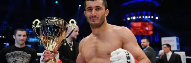 Midnight Mania! Retired KSW kingpin Mamed Khalidov arrested in Poland by anti-terrorism police