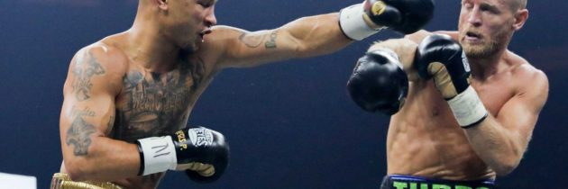 Prograis calls out McGregor, who had called out Wahlberg