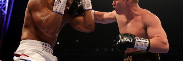 Povetkin-Hughie Fury in the works for Lomachenko-Campbell undercard
