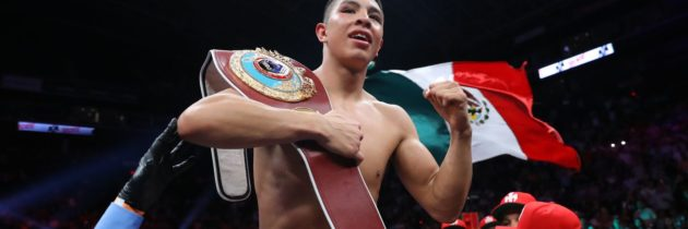Munguia receives offer for Canelo fight