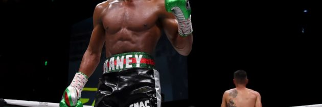 Haney-Abdullaev planned for September 13th in Las Vegas