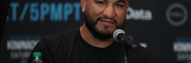 Arreola looking to make Kownacki go to work in Brooklyn