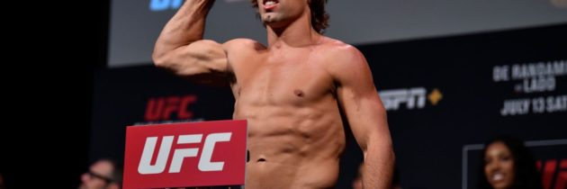 Midnight Mania! USADA Collected Sample From Faber While Fiancée Gave Birth