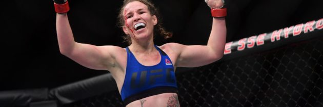Leslie Smith promises to 'have fun' now that her UFC days are behind her and 'KO' Kavanagh is in front