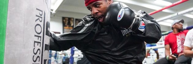Miller primed for July 27 fight with Corrales