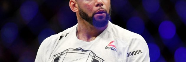 Santos Suffered Torn ACL, MCL At UFC 239