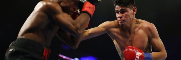 Boxing TV schedule for Aug. 14-17