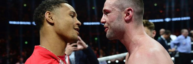 """Prograis, WBSS """"finalizing a deal"""" for October 26th Taylor fight"""