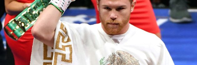 Canelo stripped of IBF title, Canelo-Andrade and Golovkin-Derevyanchenko in the works