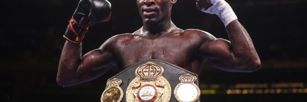 Buatsi-Ford joins Lomachenko-Campbell undercard