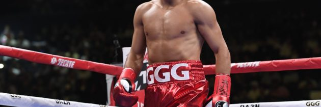 GGG and Derevyanchenko prepared for tough night on Oct. 5